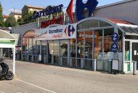 supermarché aux Vans